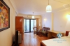 Three bedrooms house for rent in Yen Hoa, Tay Ho area.