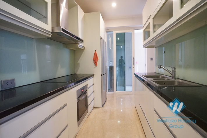 Modern and classic apartment for rent in Ciputra, Ha Noi