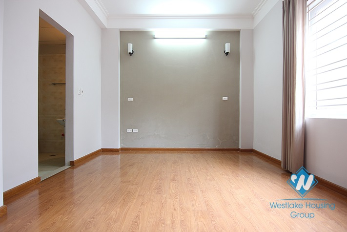 New house for rent in Au Co street, Tay Ho, Hanoi