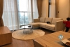 Beautiful two bedrooms apartment for rent in Vinhome Metropolis, Ba Dinh district, Ha Noi
