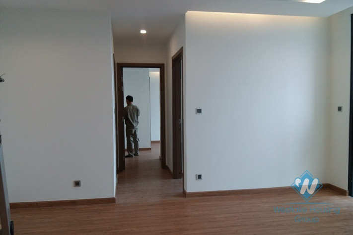 Waiting furnished two bedrooms apartment for rent in Vinhome Metropolis, Ba Dinh district, Ha Noi