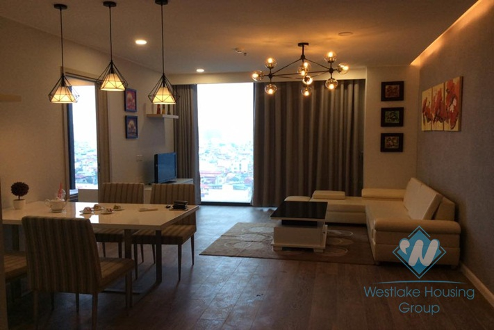 Beautiful apartment for rent in The Artemis, Le Trong Tan street.