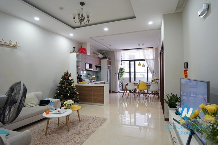 A nice and brand new apartment for rent in Cau giay, Ha noi
