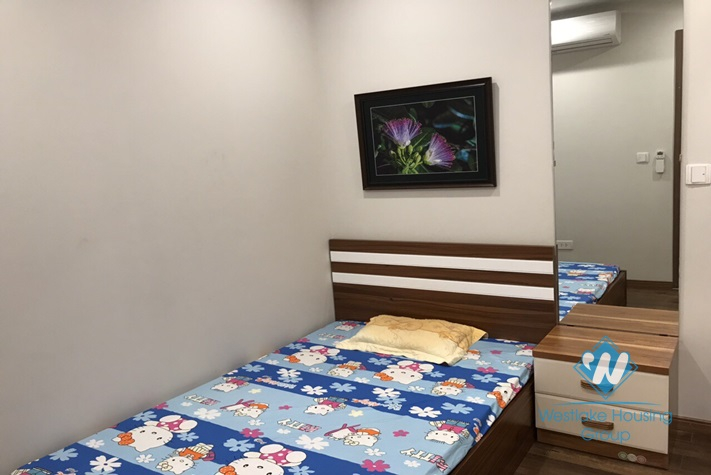 A lovely and cozy apartment with 2 bedrooms for rent in Ciputra