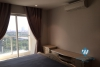 A charming and morden style 3 bedroom apartment for rent in Ciputra L Tower