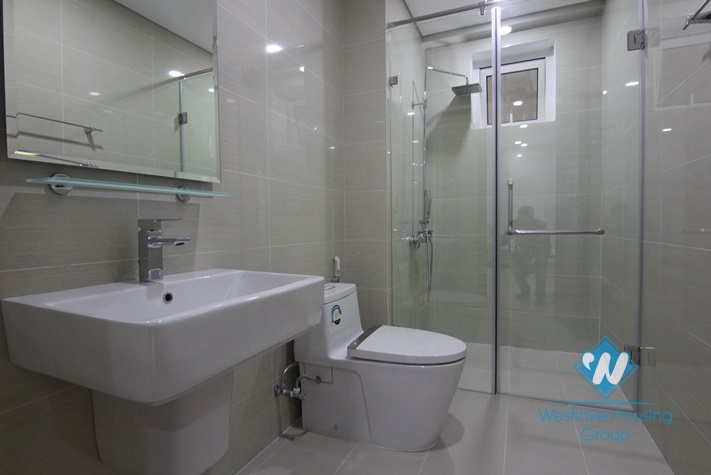 A nice and brand new 3 bedroom apartment for rent in Ciputra