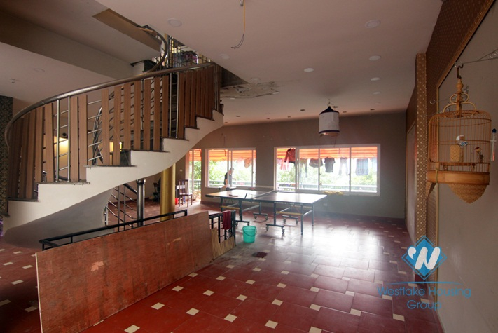 A nice space for restaurant, cafe in Xuan dieu, Tay ho
