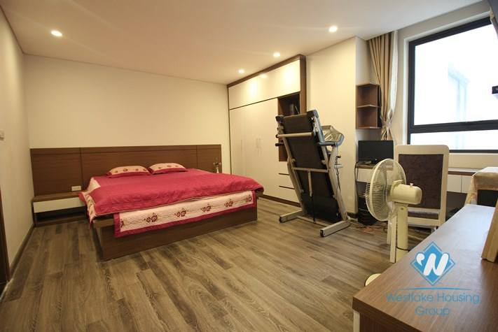 Well-designed three bedroom apartment in Hong Kong Tower, Hanoi, Vietnam