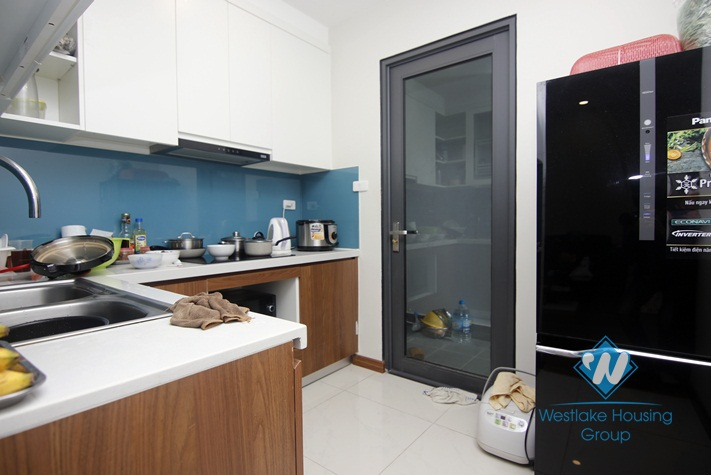 A brand new 2 bedroom apartment for rent in Cau Giay, Ha noi
