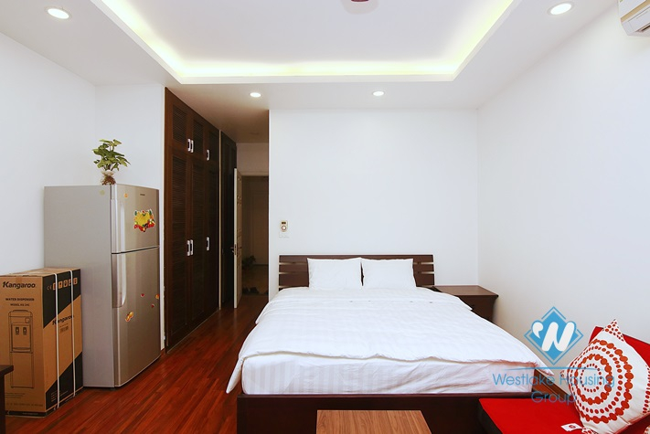 Cozy and brand new studio for rent in Nam Ngu st, Hoan Kiem district.