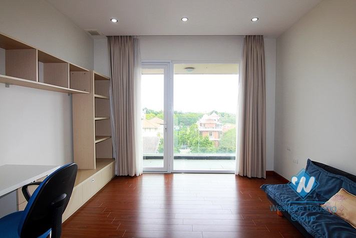 Spacious 04 bedrooms apartment in good location of Westlake area, Tay Ho.