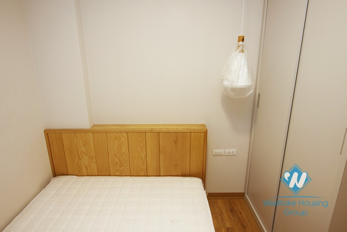 Bright and brandnew 2 bedrooms apartment for rent in Ho Ba Mau, Dong Da district.