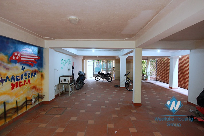 Upgraded house in good quality and 5 bedrooms for rent in Westlake Tay ho, Hanoi, Vietnam