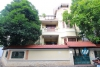 A 600 sqm villa with garden yard and terrace available for rent in Tay Ho
