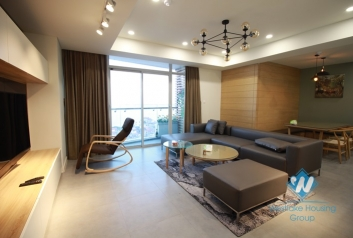 Modern and elegant apartment rental with stunning lakeview in Watermark Lac Long Quan