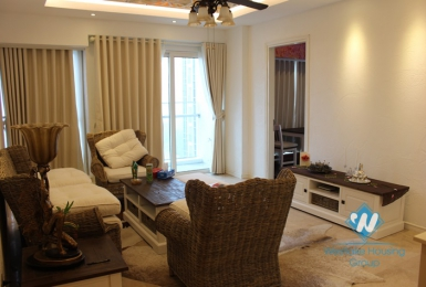 Brand new and high quality apartment for rent in L building, Ciputra Hanoi
