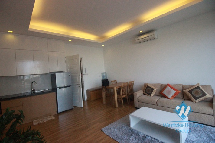 02 bedrooms apartment for rent near Ngoc Khanh Lake, Ba Dinh, Hanoi