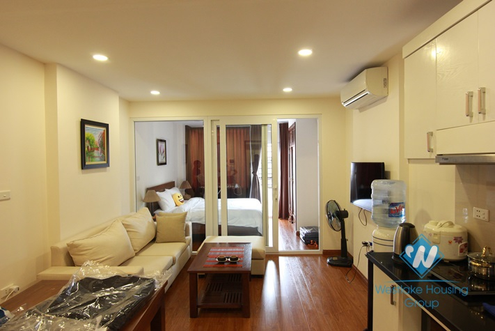 One bedroom apartment for rent in Cau Giay -Ha Noi