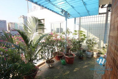 Nice house with 7 floor for rent in Doi Can st, Ba Dinh District.