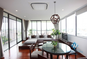 Modern beautiful apartment for rent in Tay Ho