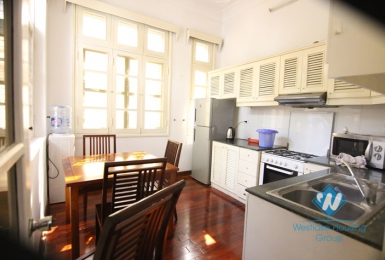 Nice house with lovely balcony for rent in Tay Ho
