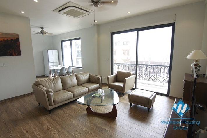 Apartment for rent in G2 Tower Ciputra, Tay Ho, Ha Noi