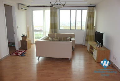 Very nice and fully furnished apartment for lease in Ciputra Tay ho, Ha noi