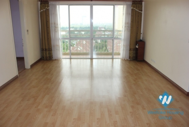 Fully furnished apartment for rent in Ciputra, Ha Noi