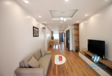 Two bedrooms apartment for rent in Dang Thai Mai st, Tay Ho district