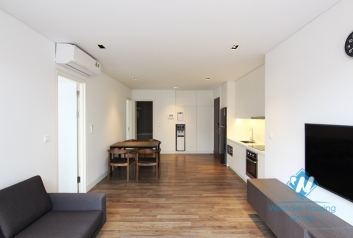 Modern 02 bedrooms apartment for rent in To Ngoc Van st, Tay Ho District