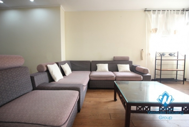 Spacious apartment with cheap price is available for rent in Ciputra,Hanoi