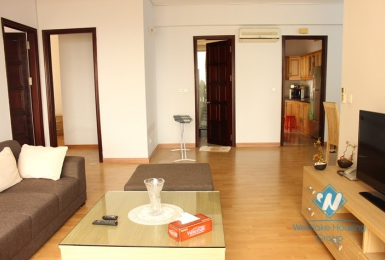 Modern apartment for lease in G tower, Ciputra, Tay Ho, Hanoi