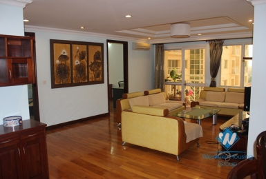 NIce apartment with 3 bedrooms for rent in Ciputra, Ha Noi