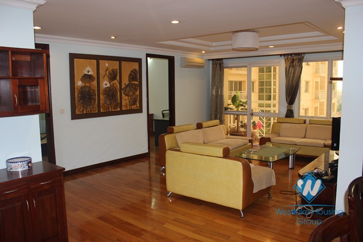 Nice apartment for rent in Ciputra, G Tower, Tay Ho district
