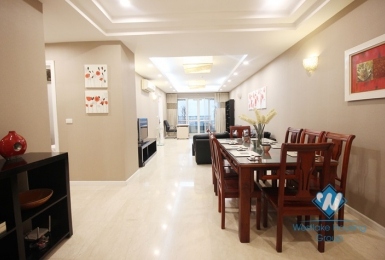 A beautiful apartment for rent in Ciputra International Hanoi City