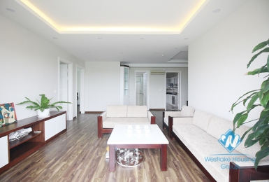 Furnished 3 bedroom apartment for rent in Ciputra E Tower
