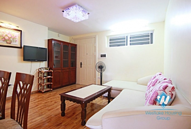 Full furnished 2 bedroom apartment at 713 lac long quan