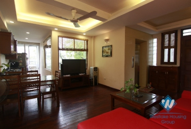 Beautiful 02 bedrooms apartment for rent in Hoan Kiem area, Ha Noi