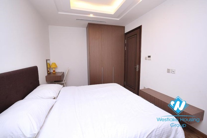 An elegant and quiet apartment for rent in Hoan Kiem District
