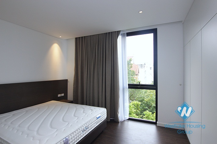 A magnificent 4 bedroom apartment for rent on Quang Khanh, Tay Ho