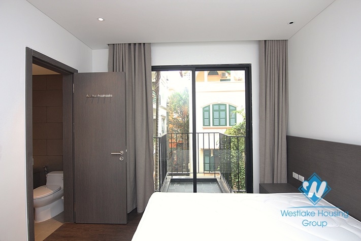 04 Bedrooms with modern style apartment for rent in Quang Khanh st, Tay Ho District