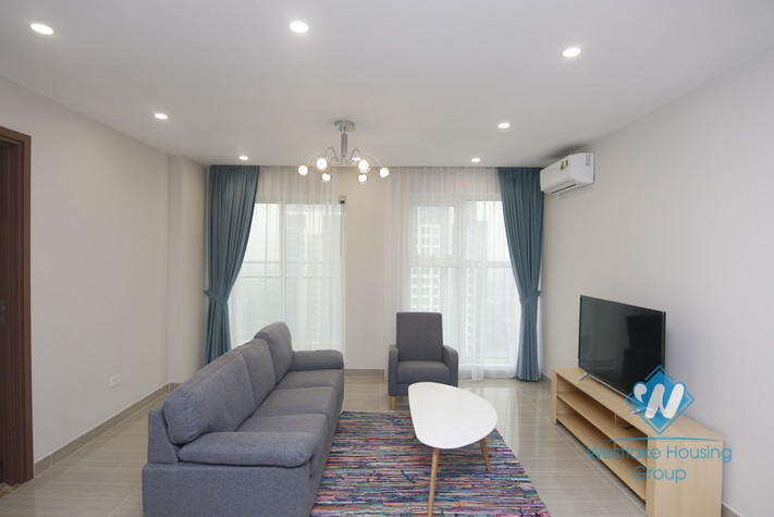 A deluxe 3 bedroom apartment in Ciputra for rent