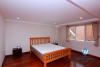 Quiet and nice house with 04 bedrooms for rent in Tay Ho area