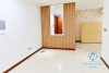 Unfurnished three bedrooms apartment for rent in L building, Ciputra, Tay Ho, Ha Noi