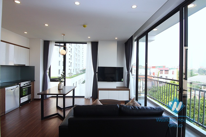 A brand new 2 bedroom apartment  with lake view in Tu hoa, Tay ho