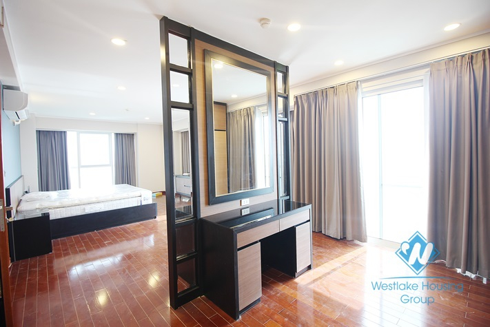 An excellent 4 bedroom apartment for rent in Ciputra L Tower