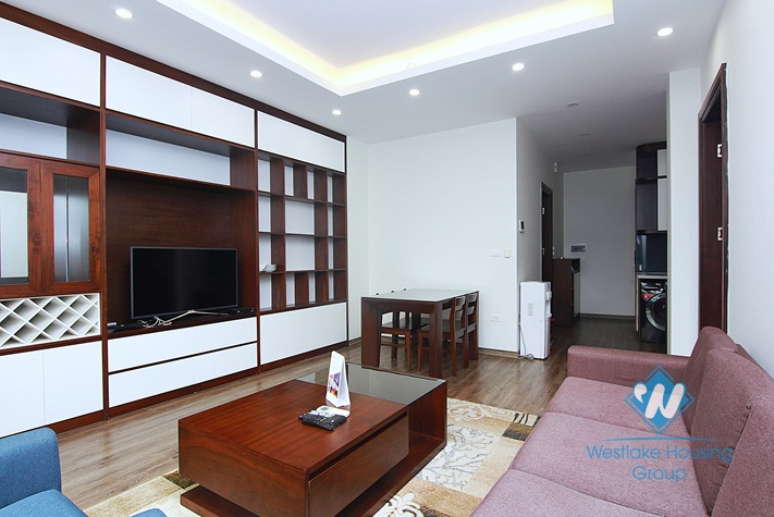 A brilliant 1 bedroom apartment for rent on To Ngoc Van street.