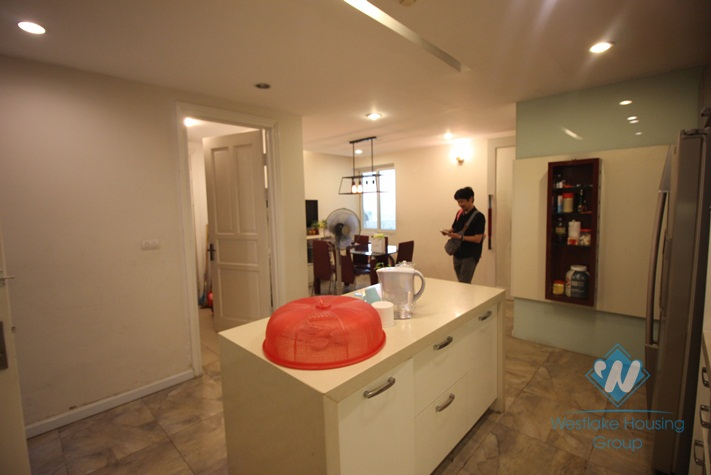 High quality penthouse for rent in Ciputra, Tay Ho, hanoi