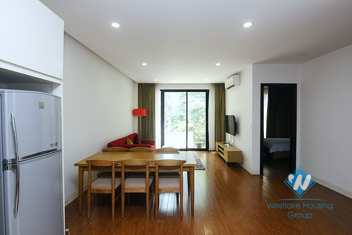 An affordable 2 bedroom apartment for rent in To Ngoc Van, Tay Ho