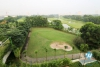 Scandinavian style golf course view 2 bedrooms apartment for rent in Ciputra, Hanoi